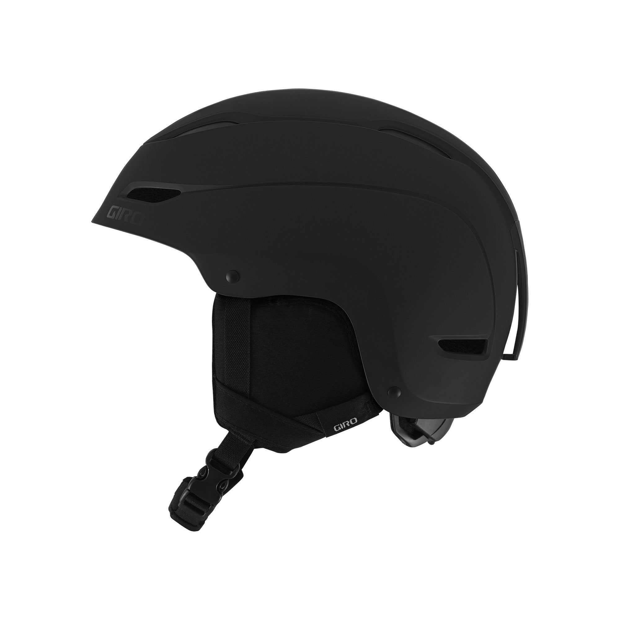 Giro Ratio Ski Helmet - Matt Black
