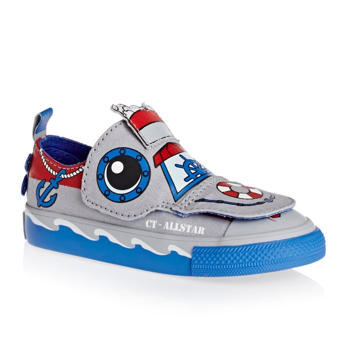 903873753e9d Converse Chuck Taylor All Star Creatures Ox Infant Boys Shoes ...