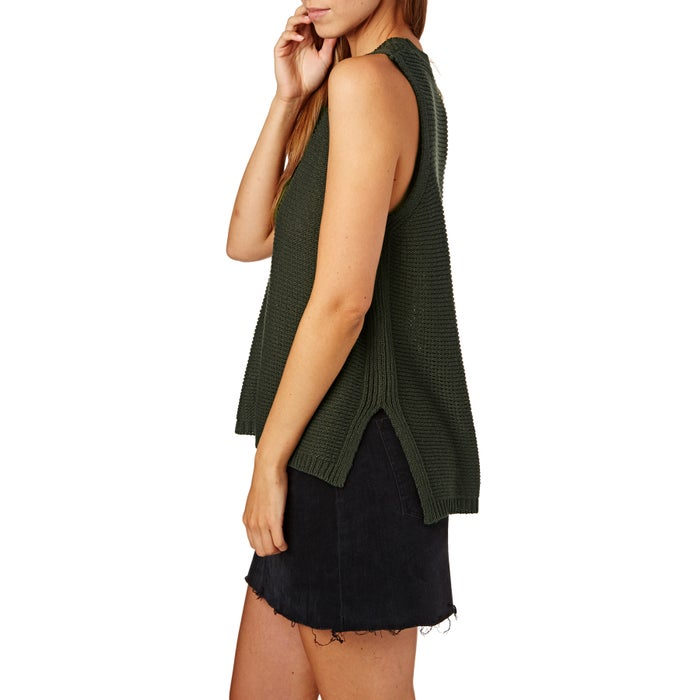 SWELL Dulwich Sleeveless Knit Womens Top