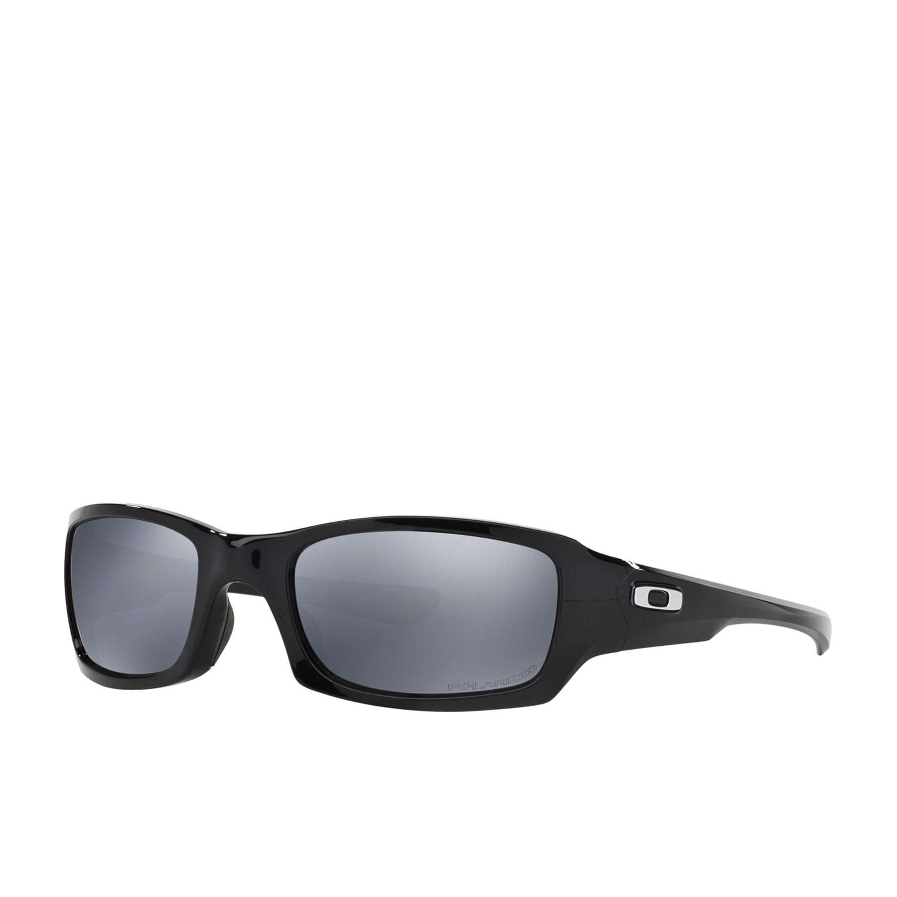 Gafas de sol Oakley Fives Squared - Polarizado   Polished Black ~ Black Iridium