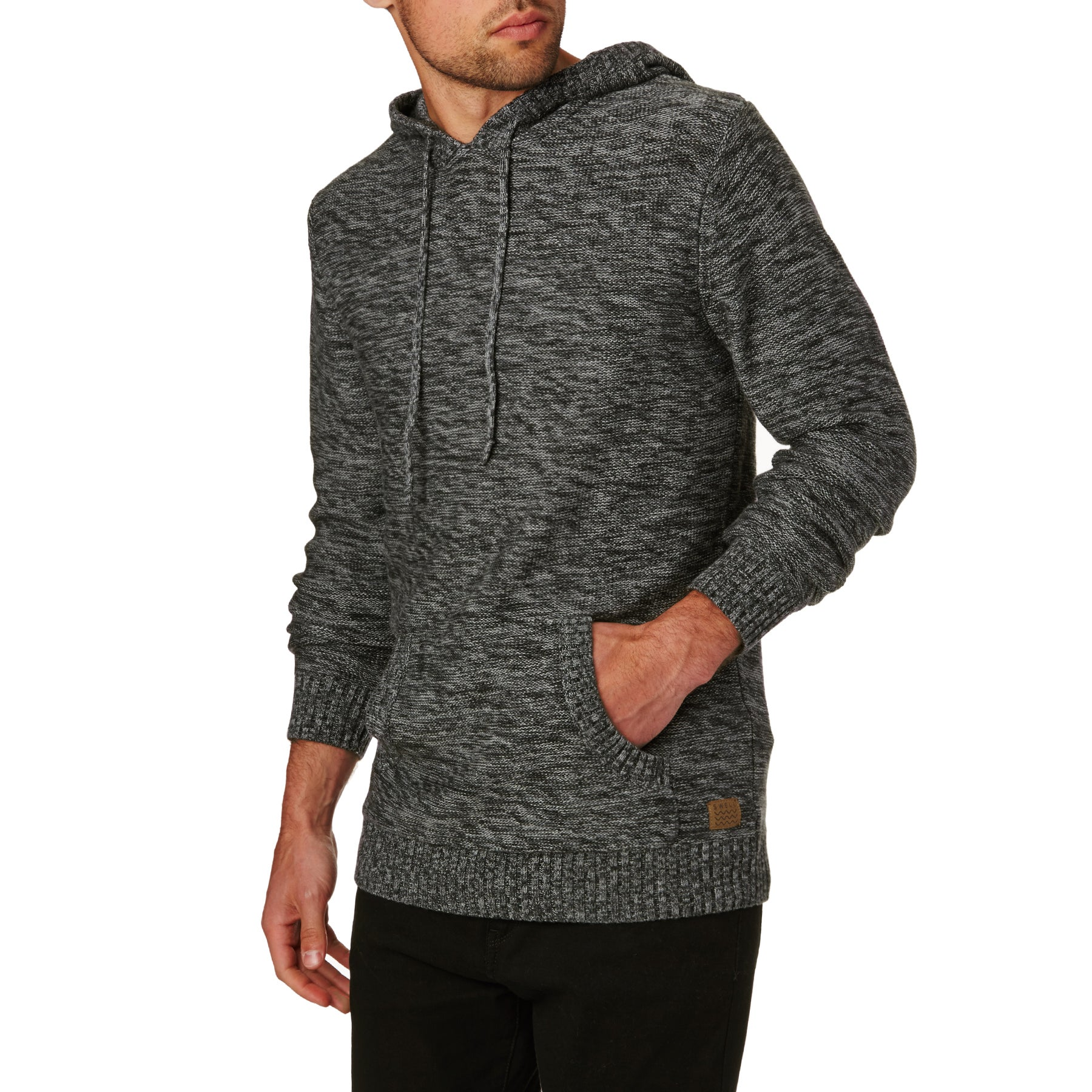 SWELL Society Pullover Hoody - Charcoal