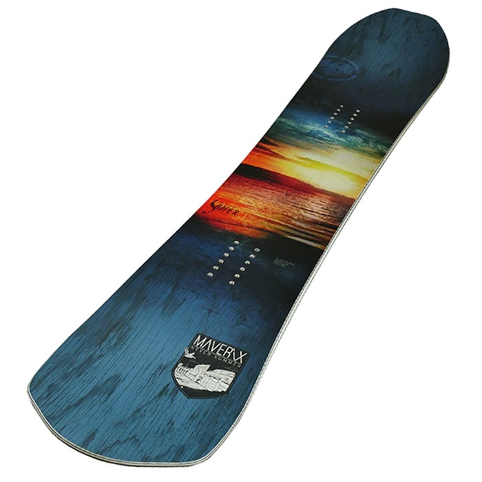 Never Summer Maverix 2018 Snowboard