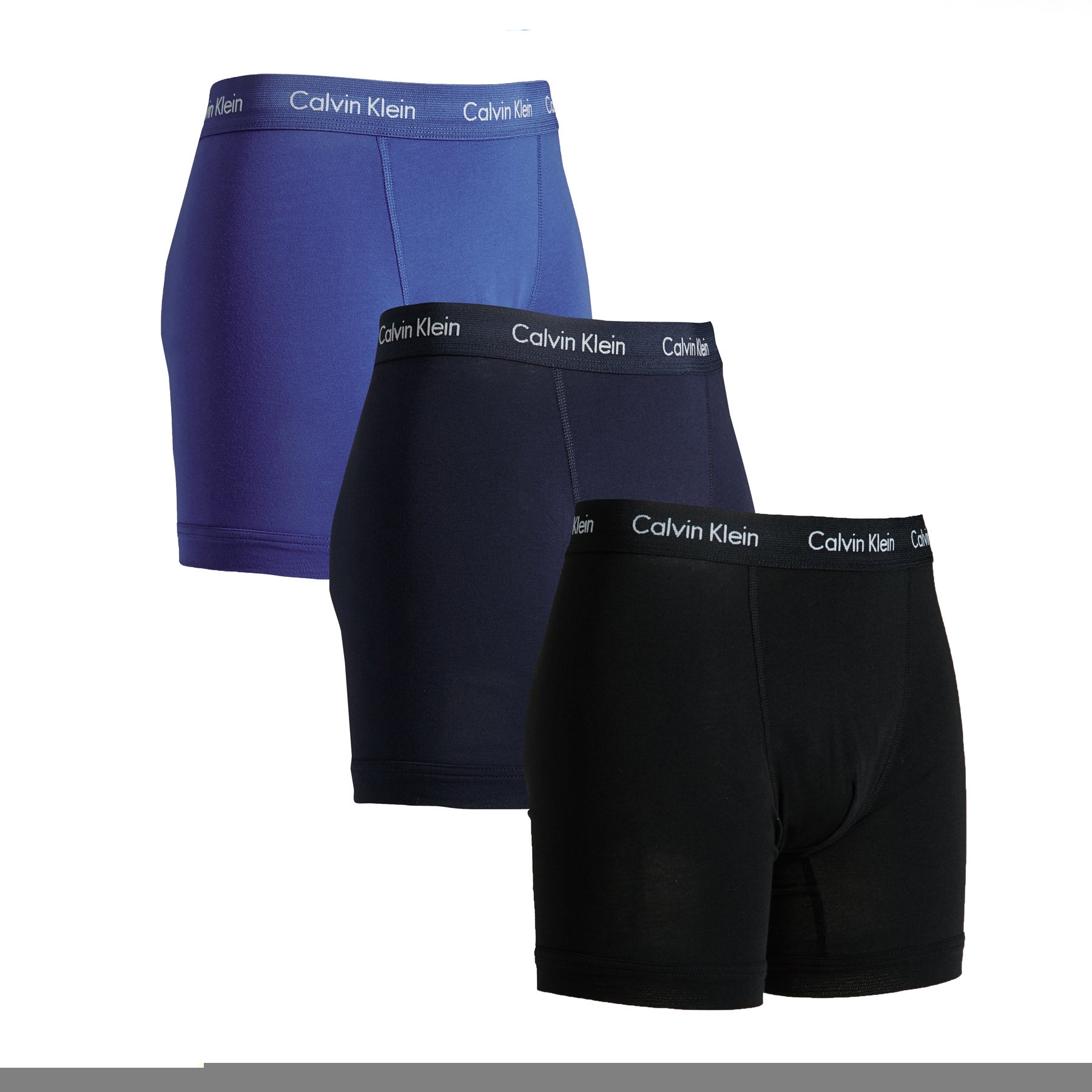 Shorts boxer Calvin Klein Cotton Stretch 3 Pack