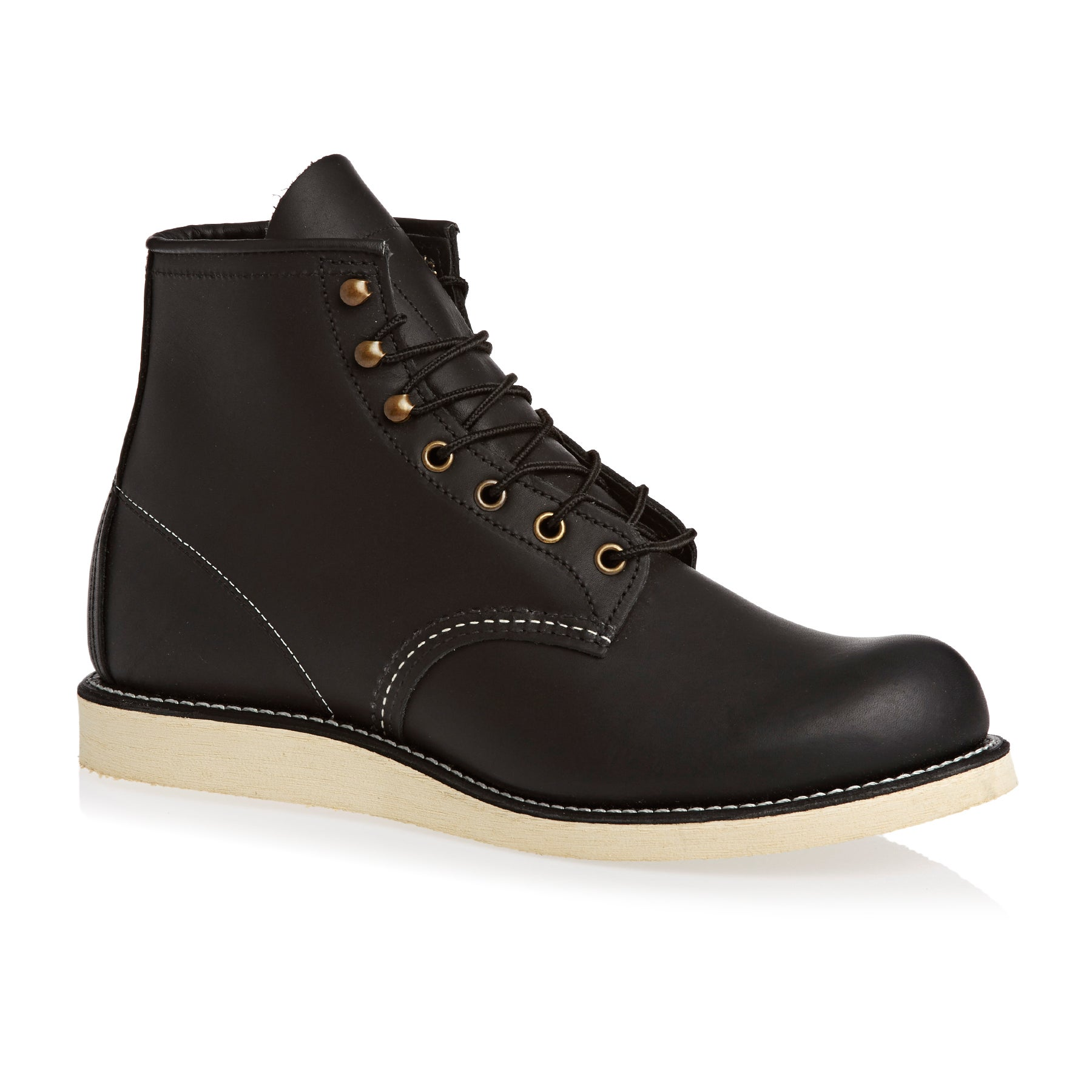 Red Wing Rover Boots - Black Harness
