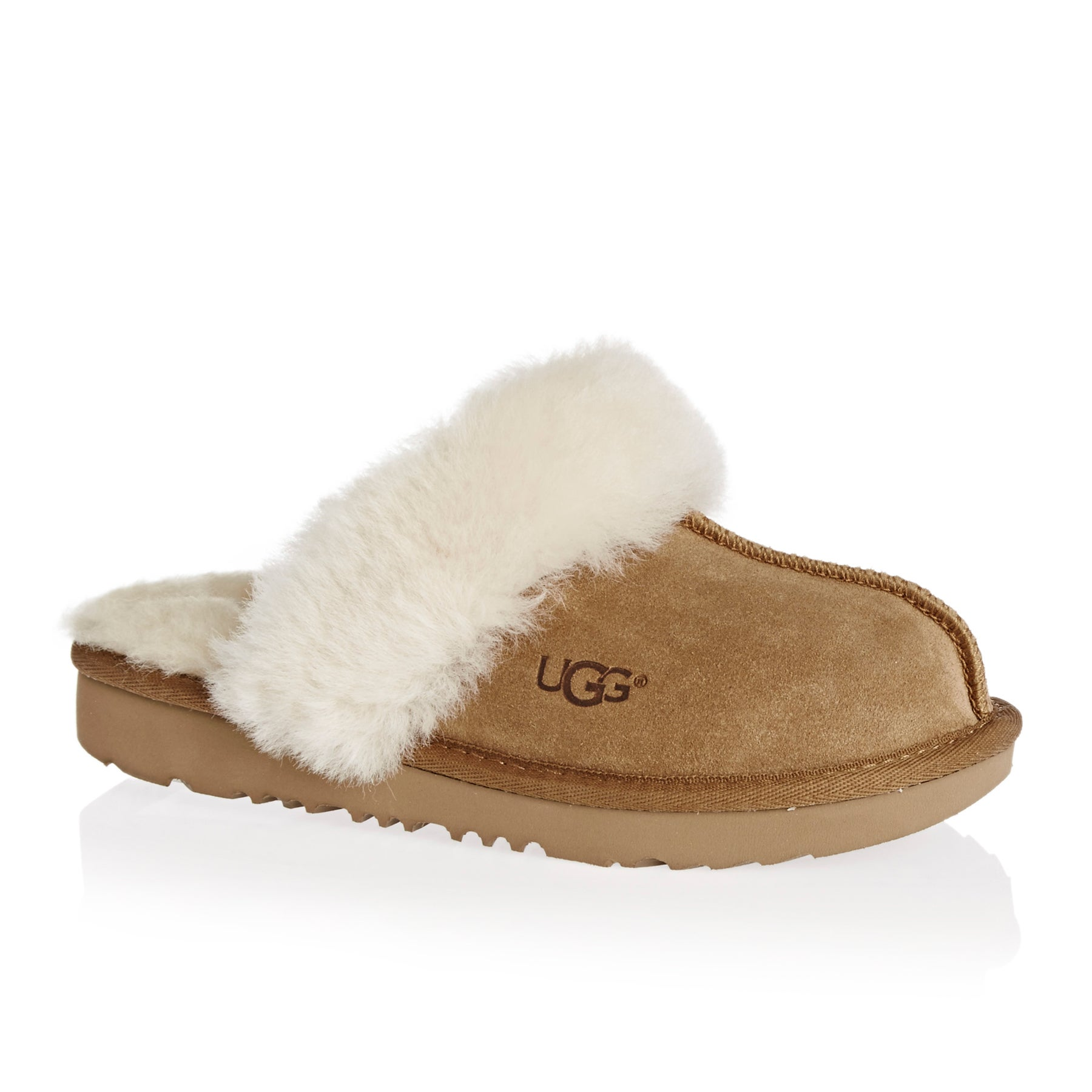 d3d9fcdf710 UGG Cozy II Girls Slippers available from Surfdome