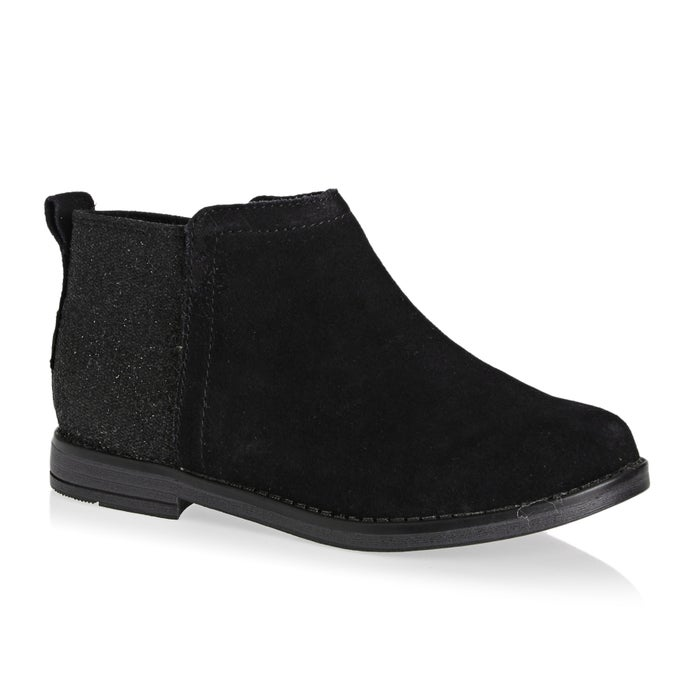 e23c30d255a Toms Youth SuedeGlimmer Deia Girls Boots available from Surfdome