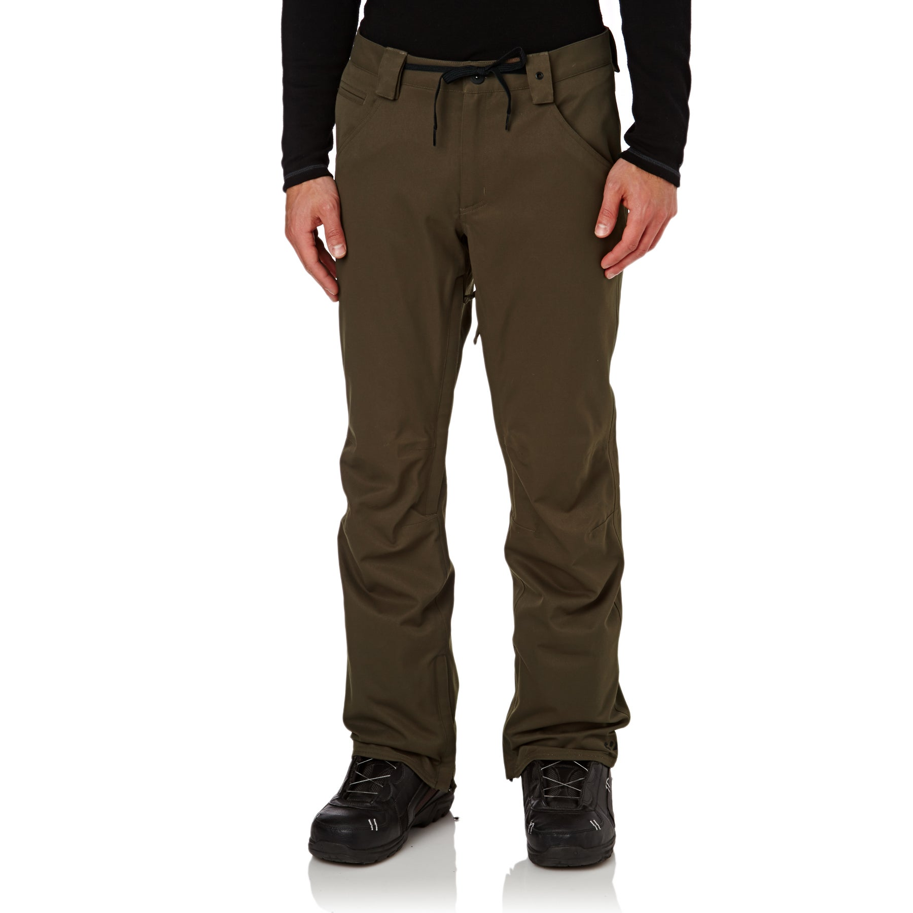 Thirty Two Wooderson Snow Pant - Brown