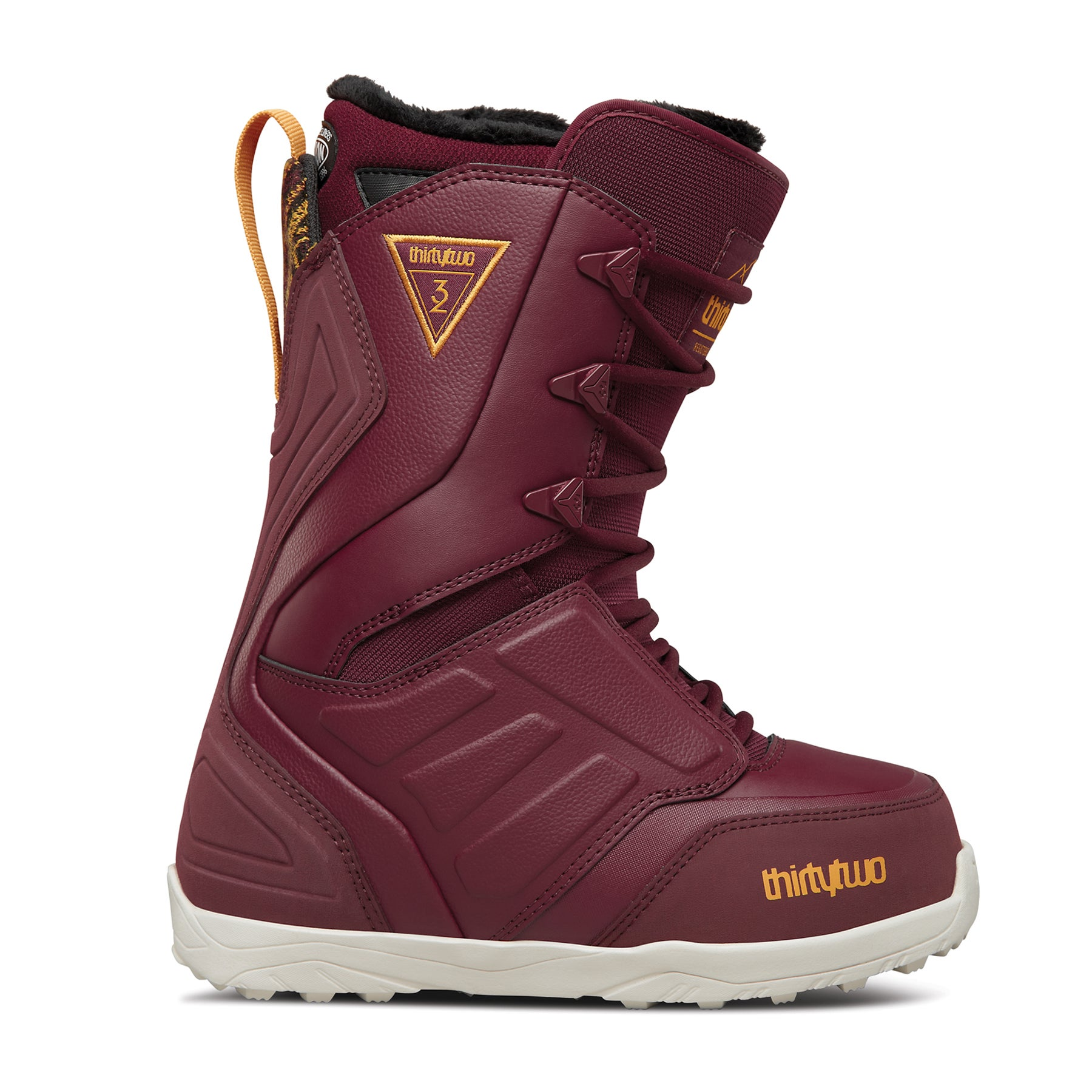Thirty Two Lashed 2018 Womens Snowboard Boots - Burgundy