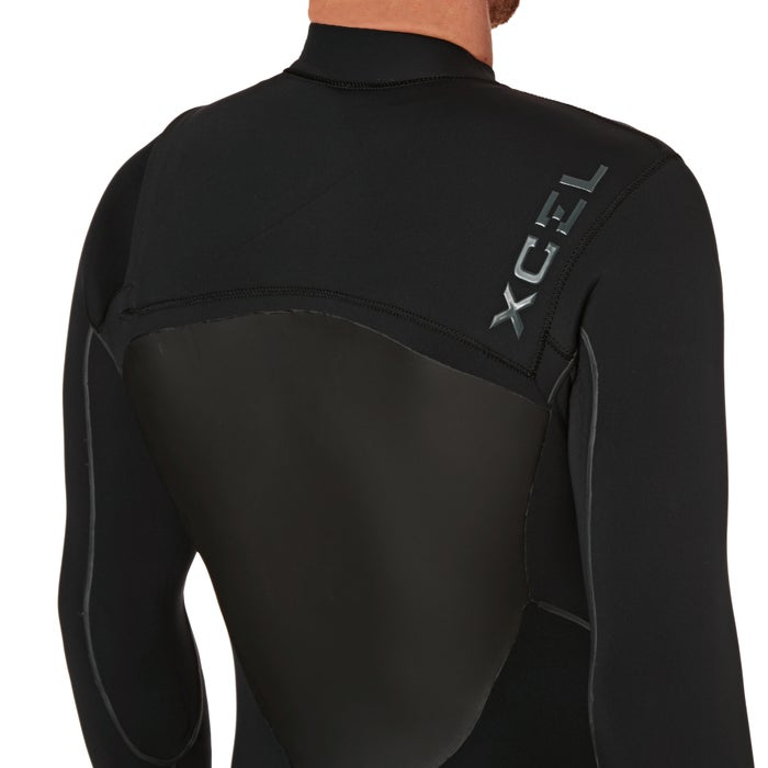 Xcel 4-3mm 2018 Drylock X Chest Zip Wetsuit