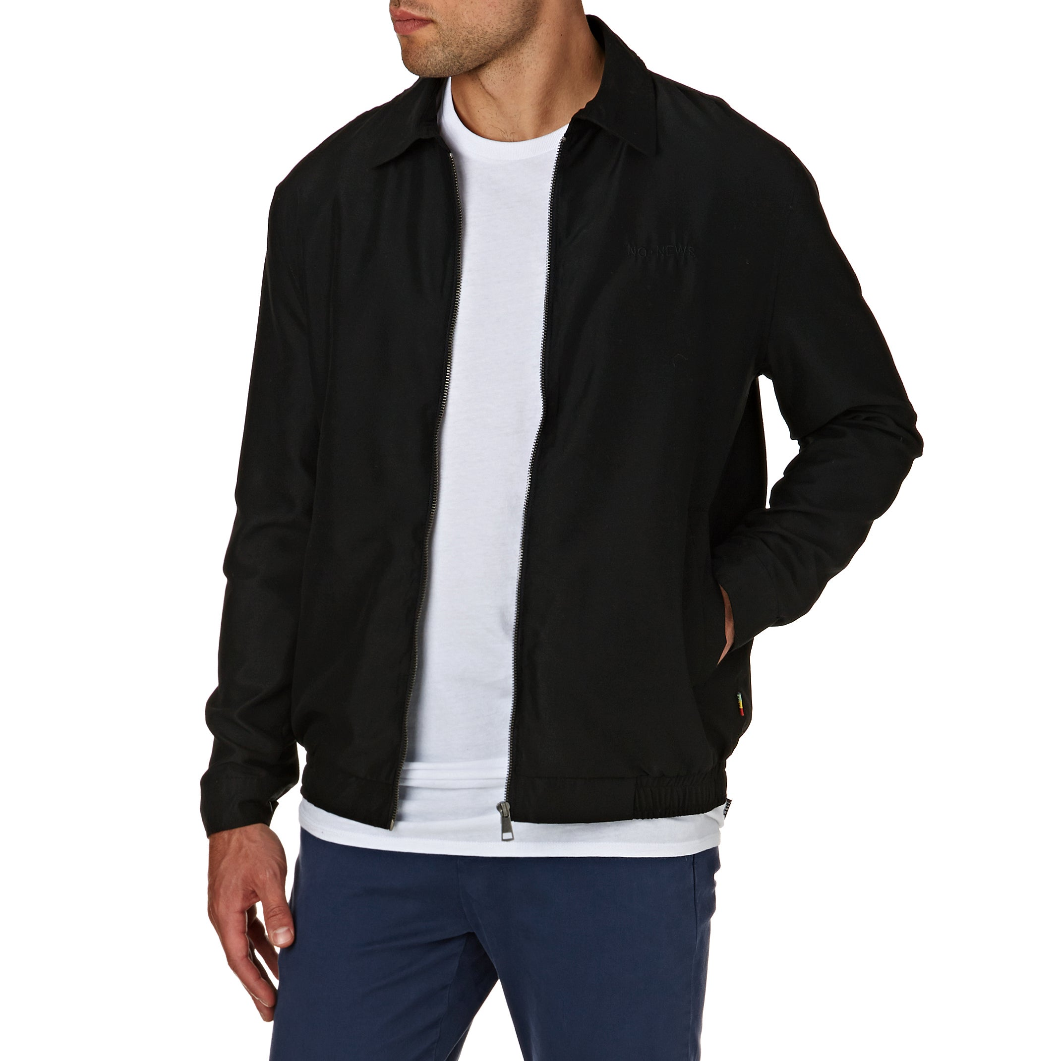 No News Vibrations Jacke - Black