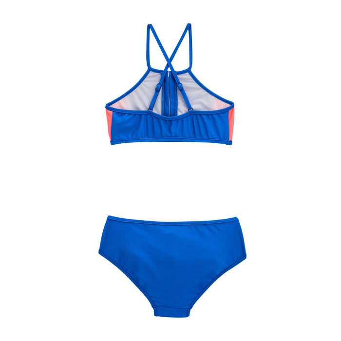 Seafolly Summer Essentials Colourblock Girls Bikini