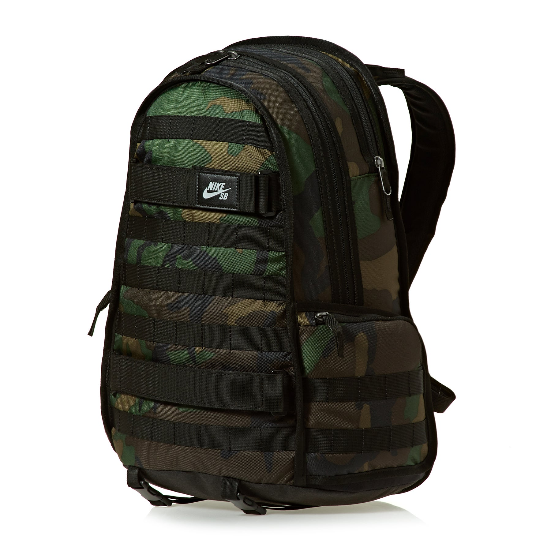 Nike SB RPM AOP Backpack - Iguana Black Camo