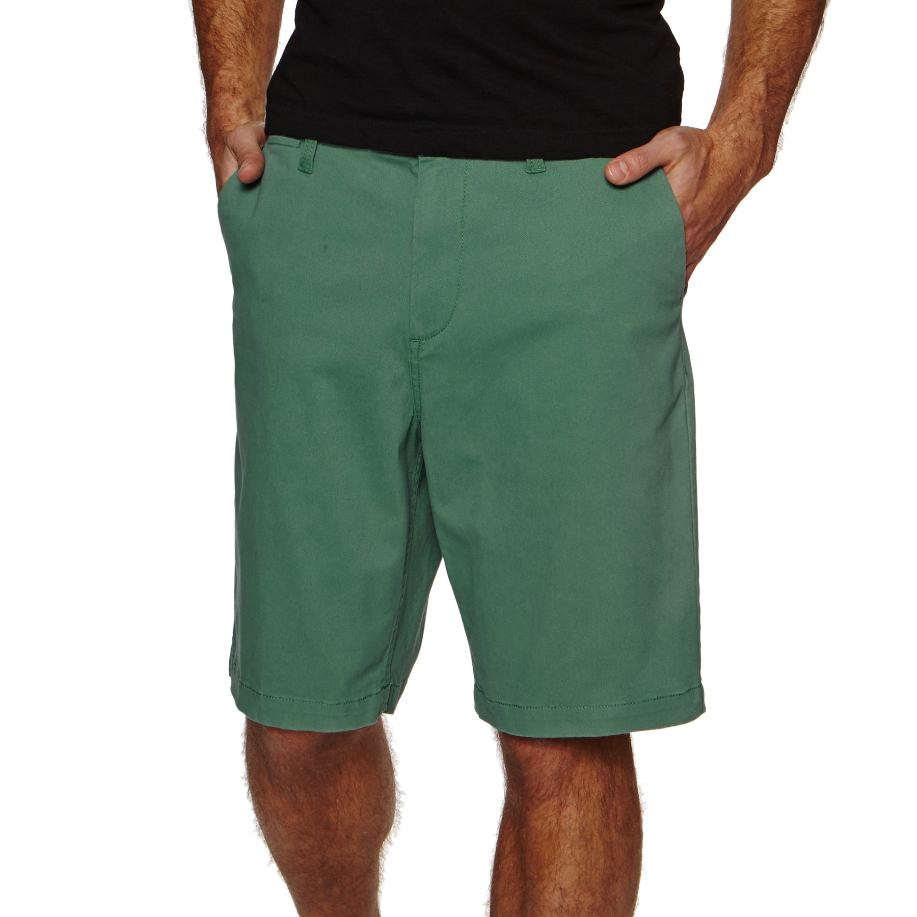 DC Worker Straight 20.5 Walk Shorts - Deep Sea