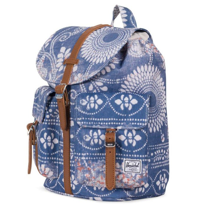 Herschel Dawson X Small Womens Backpack - Chai/tan Synthetic Leather