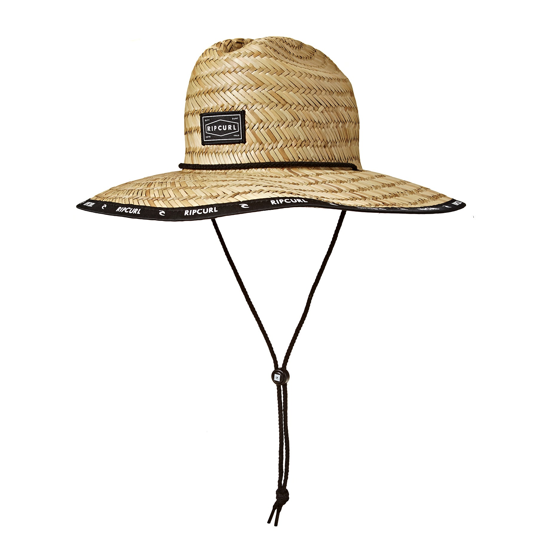 Chapeau Rip Curl Hex Straw - Natural