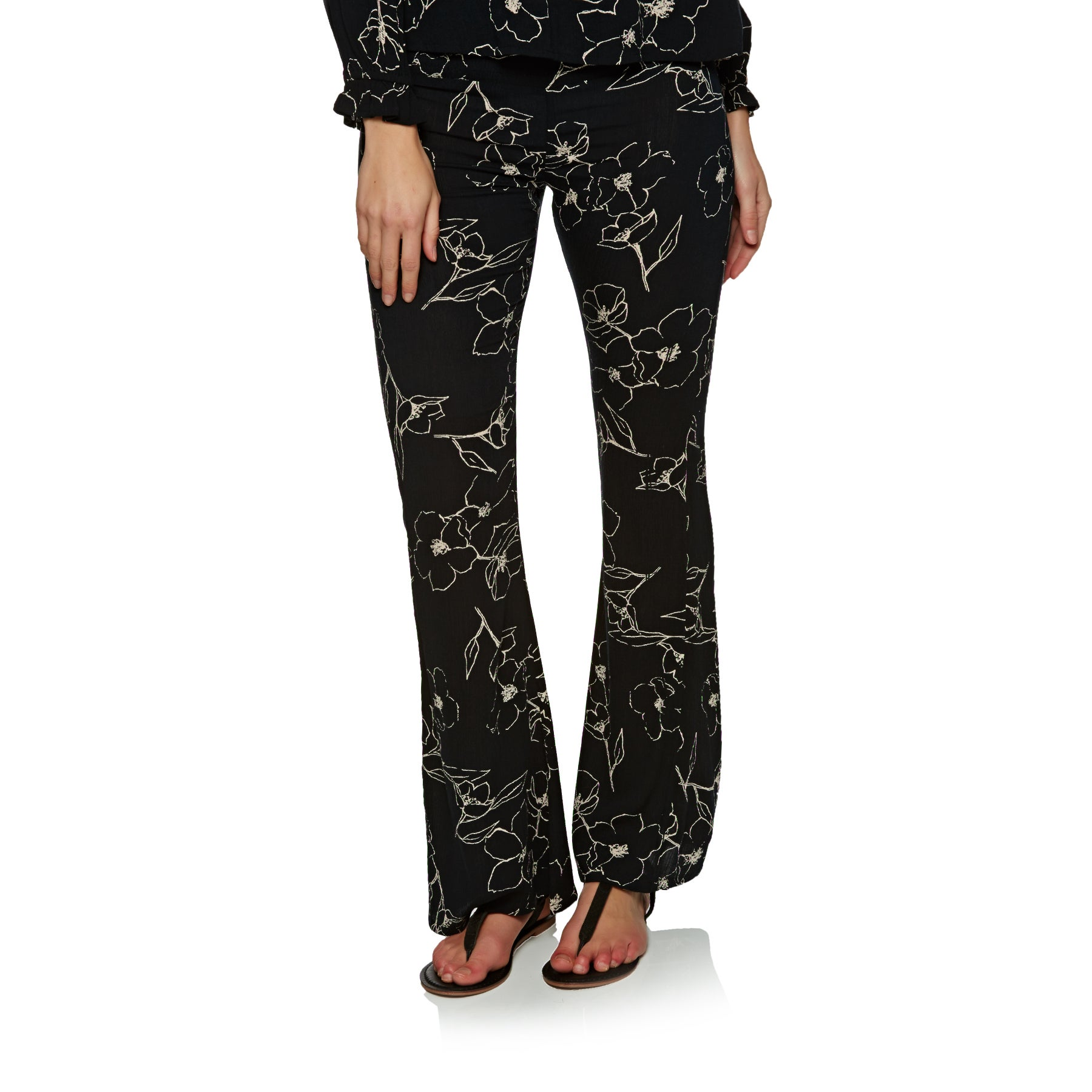 Trousers Senhora Billabong Journey Off - Black