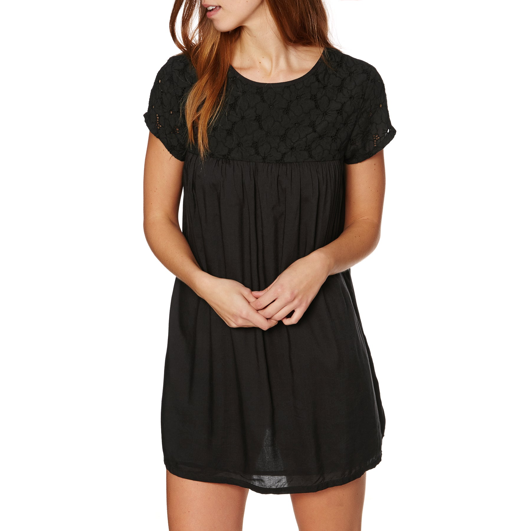 Billabong Sweet Night Dress - Black