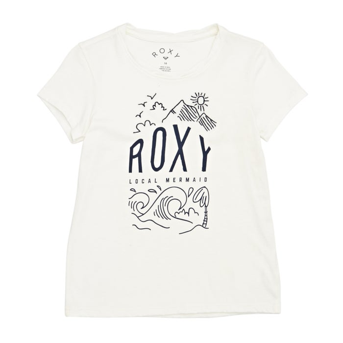 Roxy See You Again Night Surf Girls Short Sleeve T-Shirt