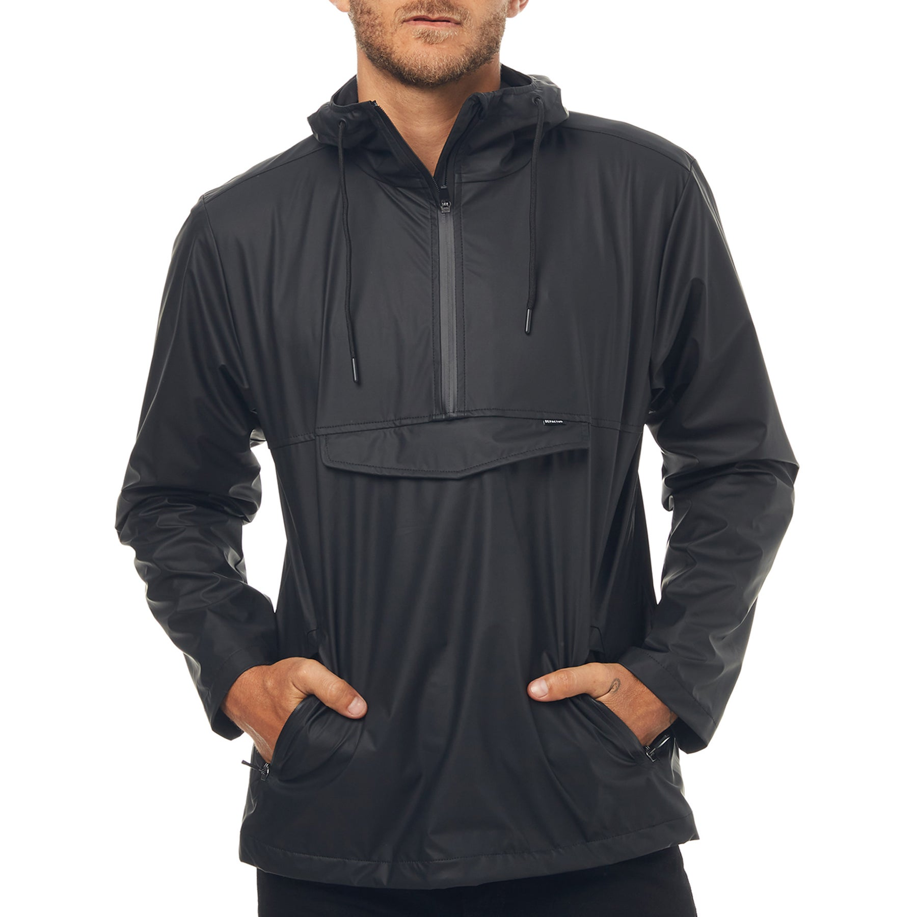 Depactus Rapids Anorak Jacket - Black
