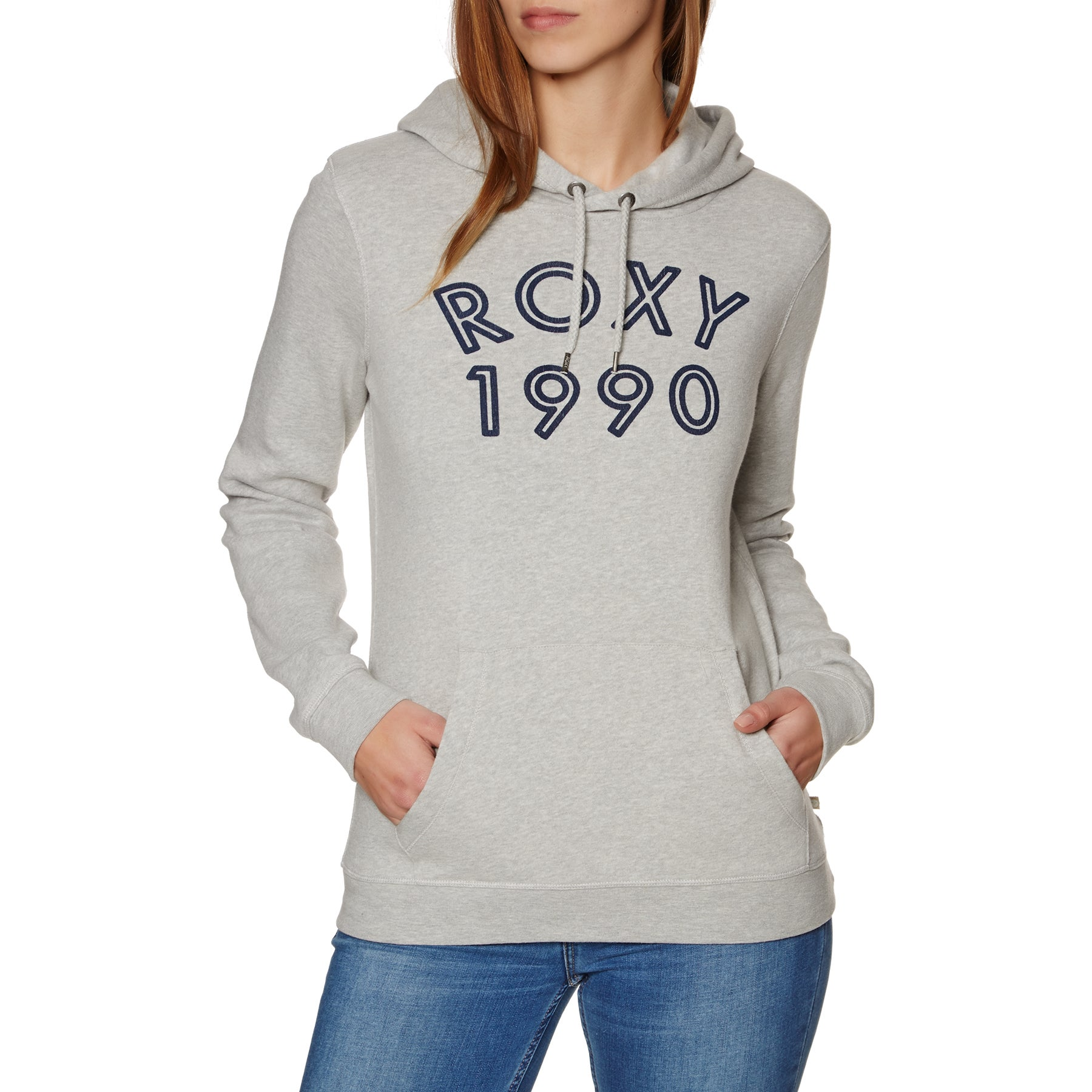 Roxy Full Of Joy Womens Pullover Hoody - Heritage Heather