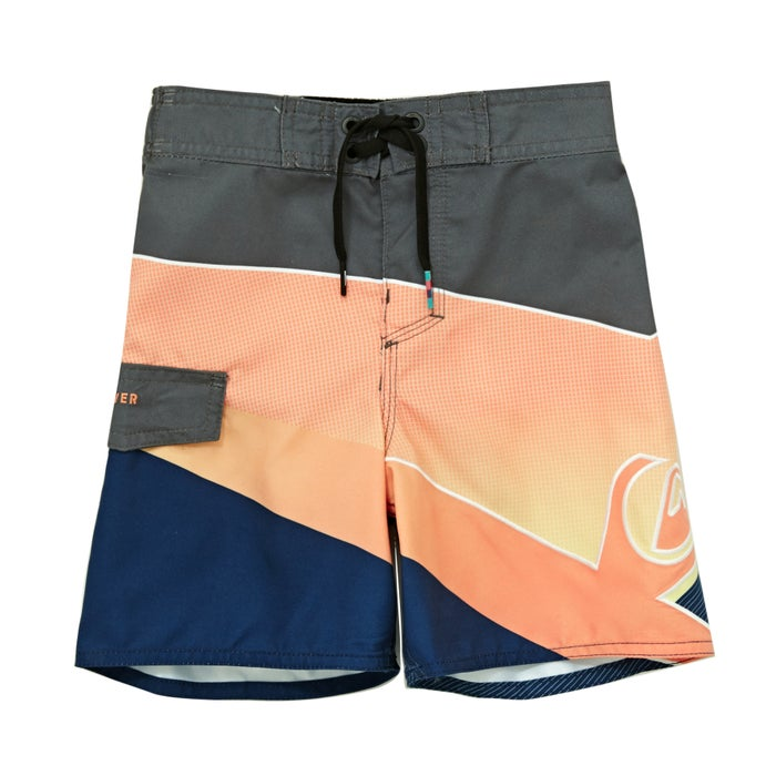 5c71cb51a6 Quiksilver Slash Fade Logo 12 Boys Boardshorts available from Surfdome