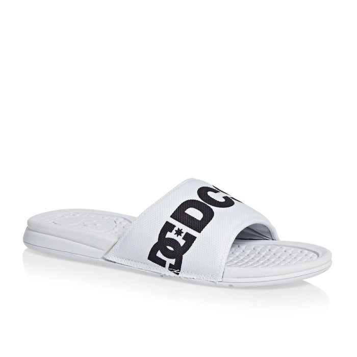 b30a8511ff15 DC Bolsa SP Slider Sandals available from Surfdome