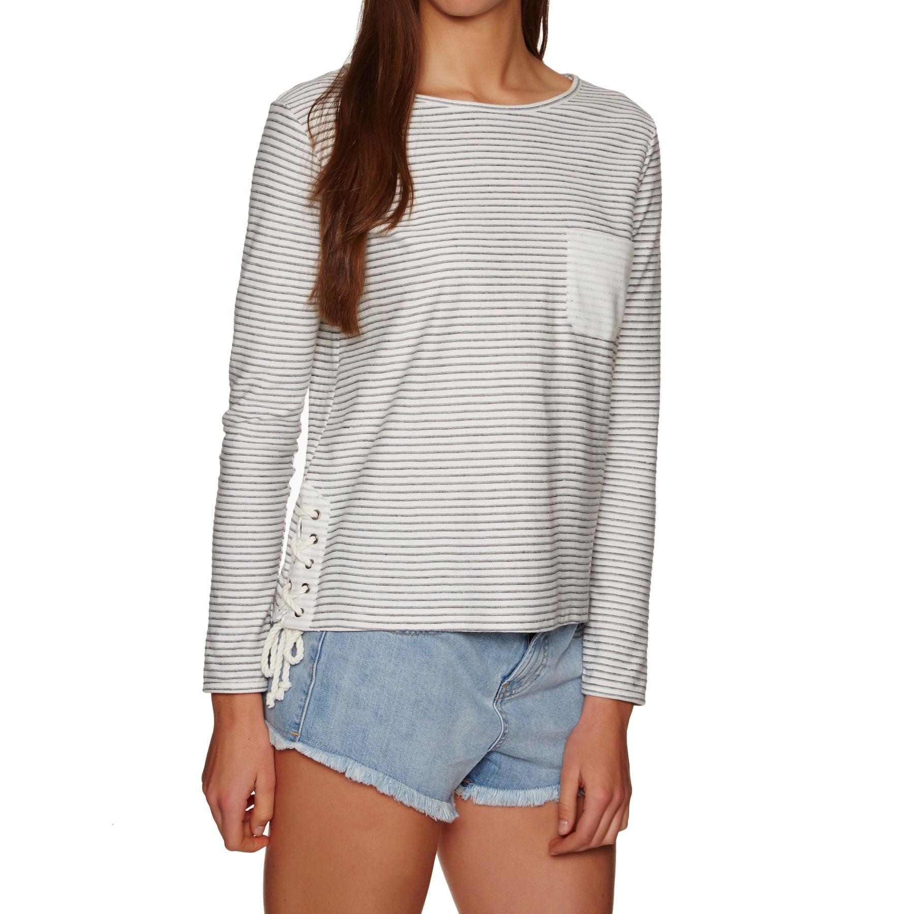 Roxy Slice Of Heaven Womens Top - Marshmallow