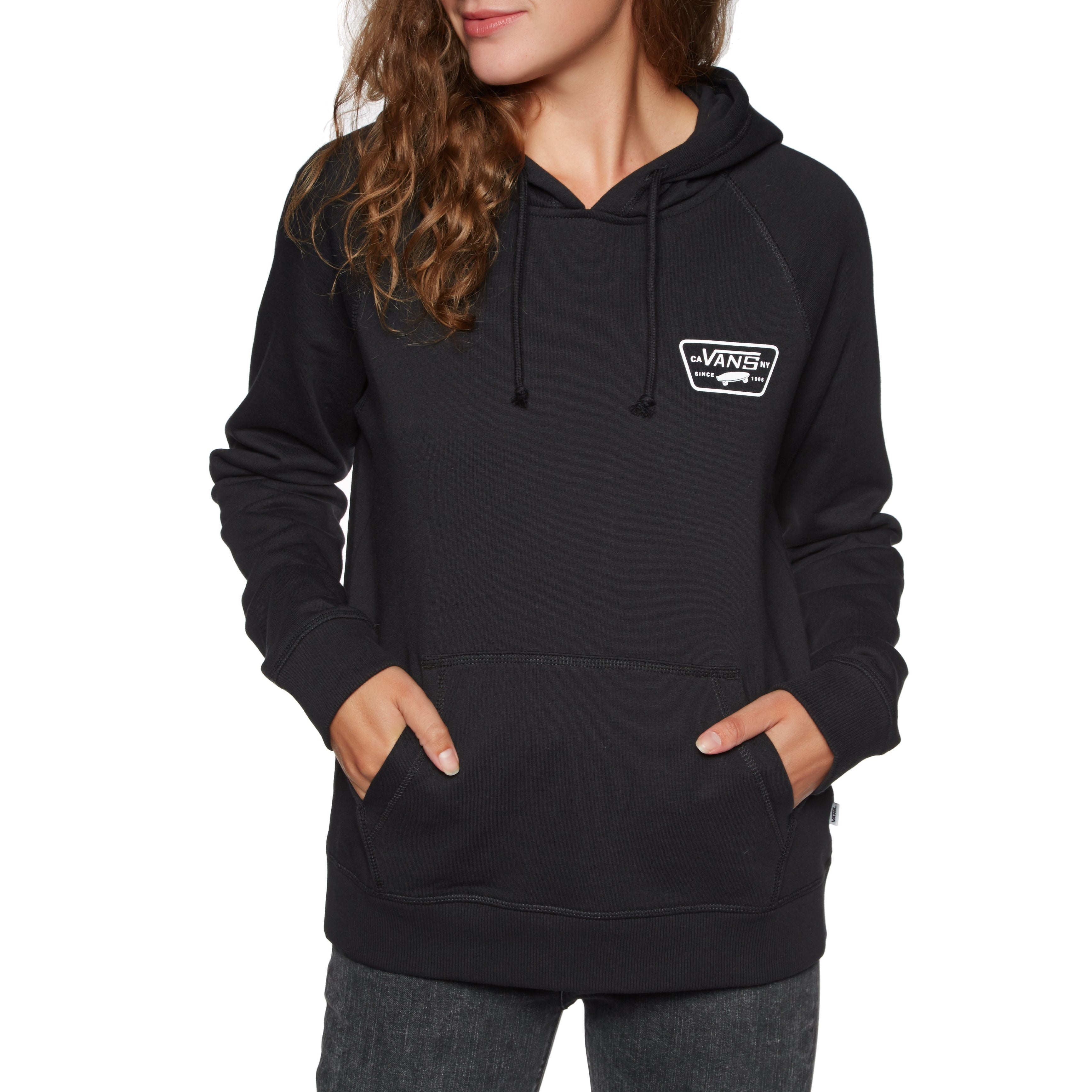 5f60b09f11 Vans Full Patch Raglan Crew Womens Sweater available from Surfdome