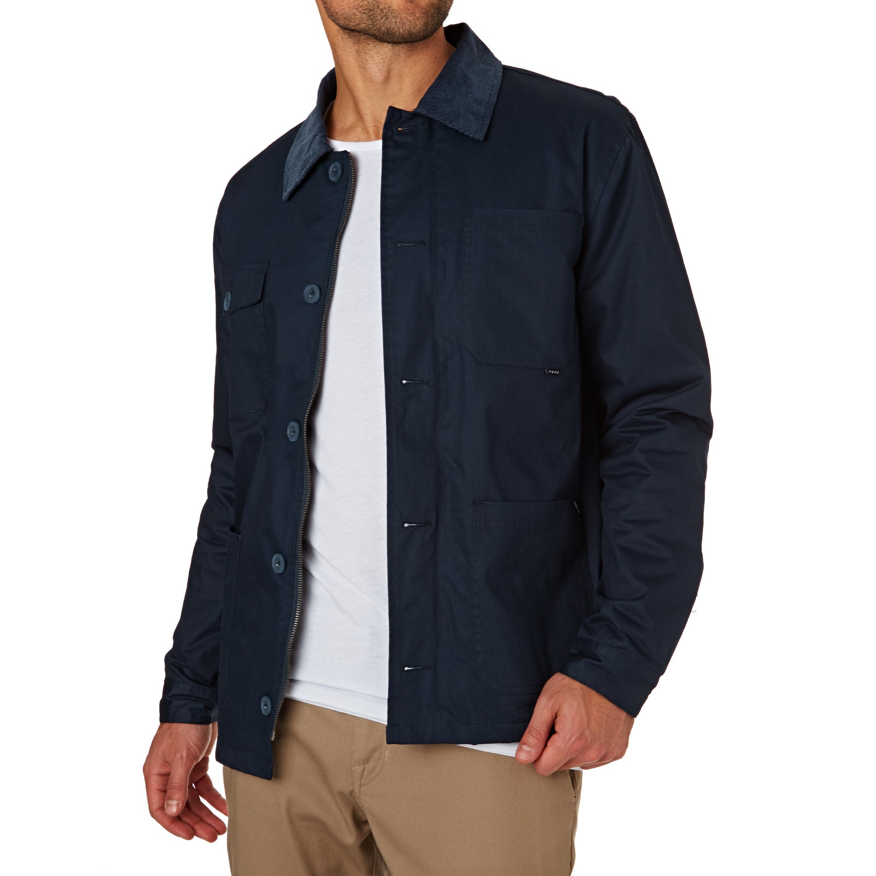 SWELL Elixer Quilted Jacke - Navy