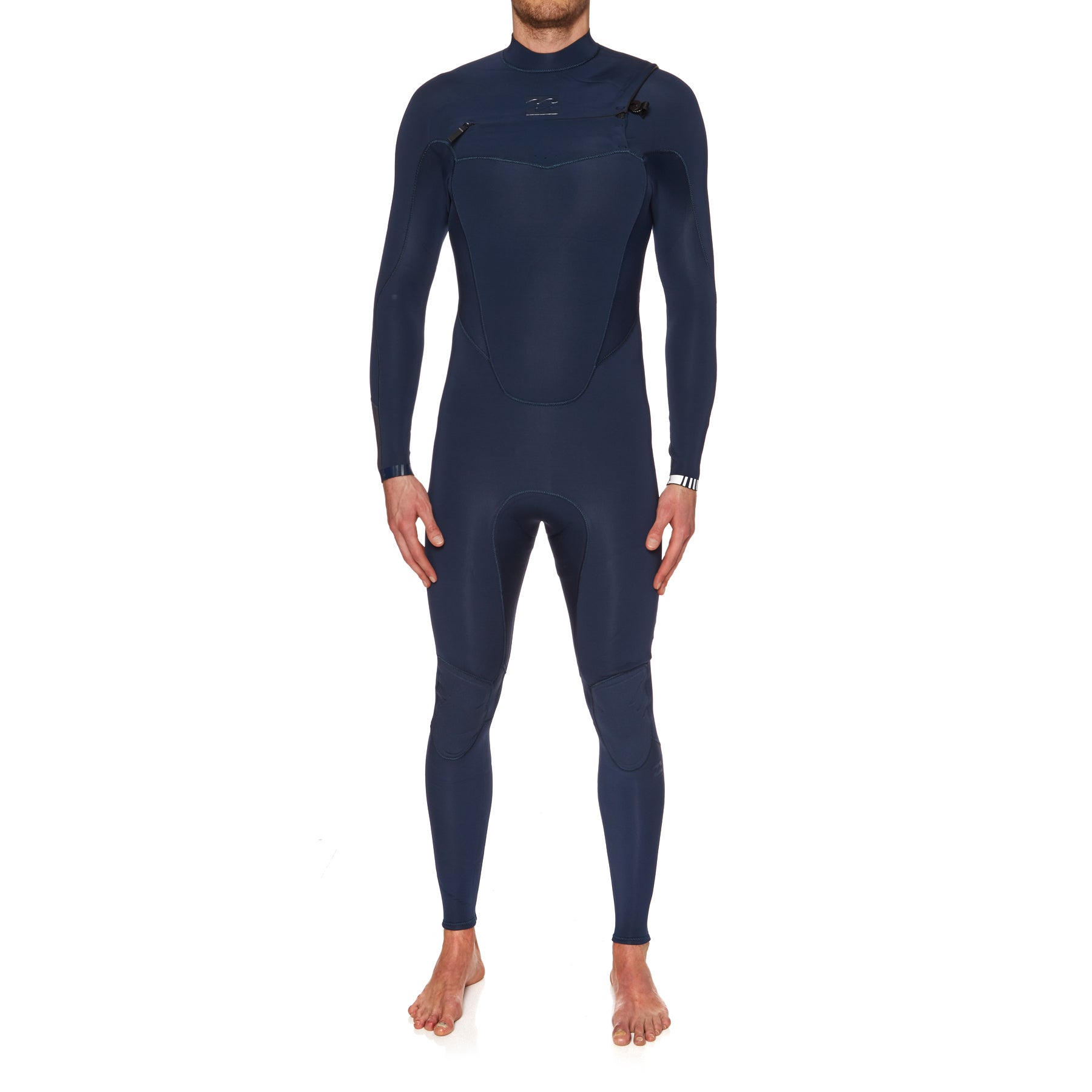 Billabong Absolute 3/2mm 2018 Chest Zip Wetsuit - Navy