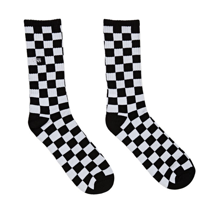 379f110d Vans Checkerboard Crew Socks available from Surfdome