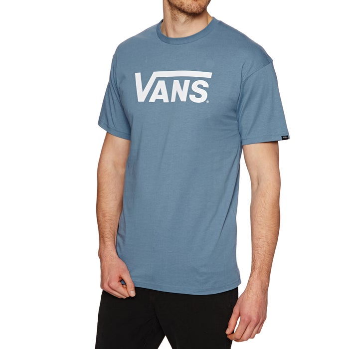 c99fb3c9f6a8e4 Vans Classic Short Sleeve T-Shirt available from Surfdome