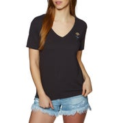Burton Keeler V Neck Womens Top
