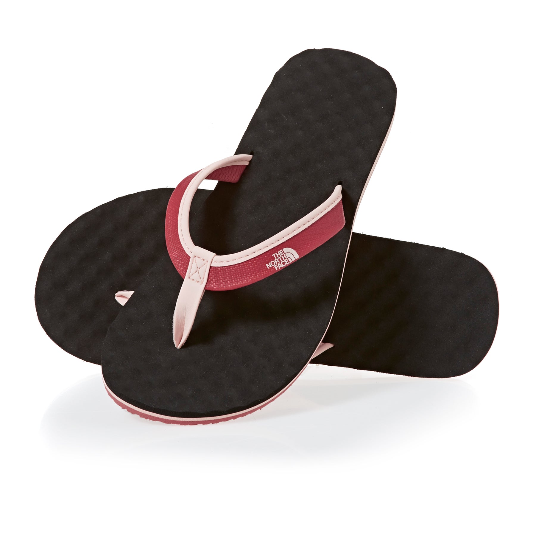 North Face Base Camp Mini Womens Sandals - Sunbaked Red Evening Sand Pink