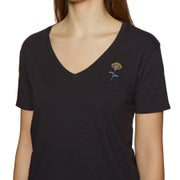 Burton Keeler V Neck Damen Top