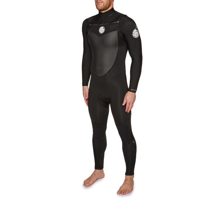 Rip Curl Flashbomb 3/2mm Chest Zip Wetsuit
