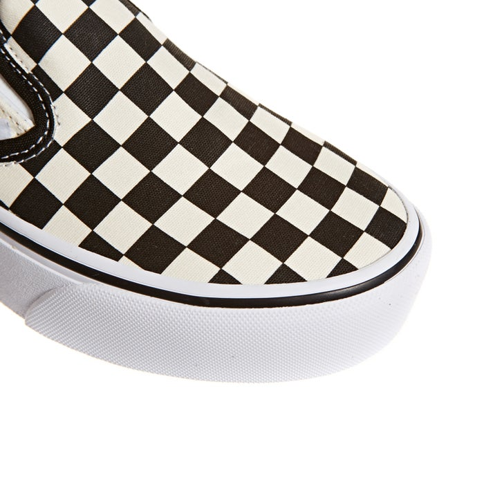 Vans Classic Womens Slip On Shoes