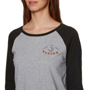 Burton Fernside Raglan Womens Top