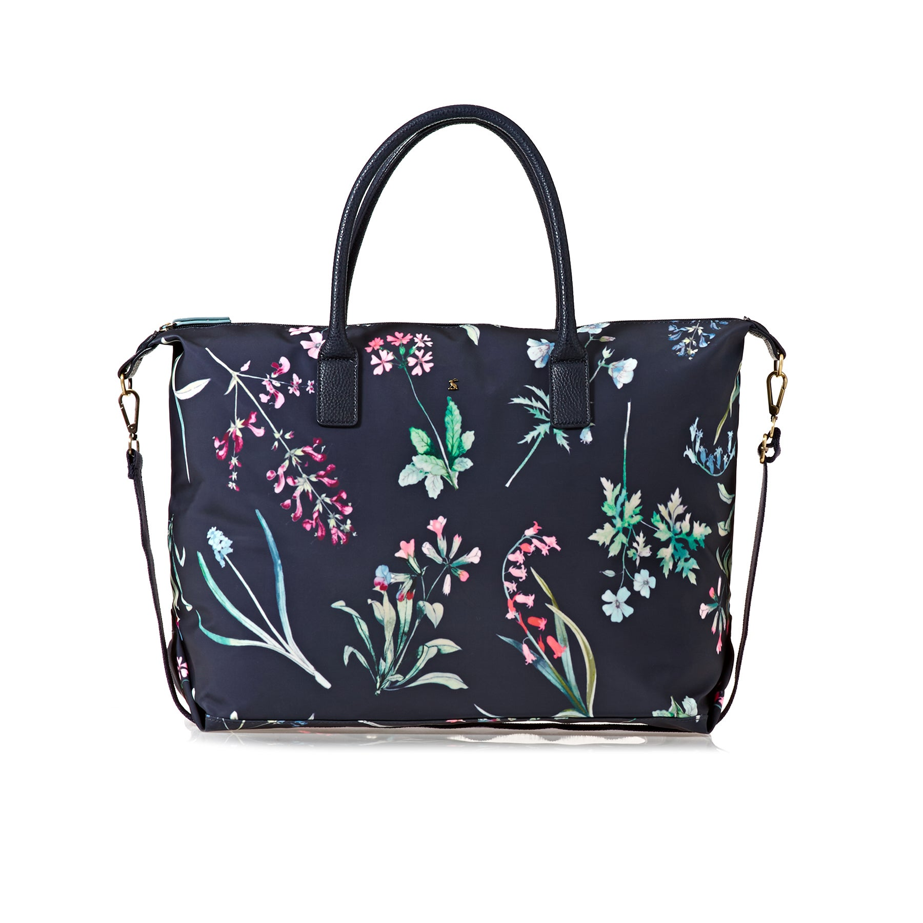 Sac polochon Femme Joules Kembry Weekend - Navy Botanicals