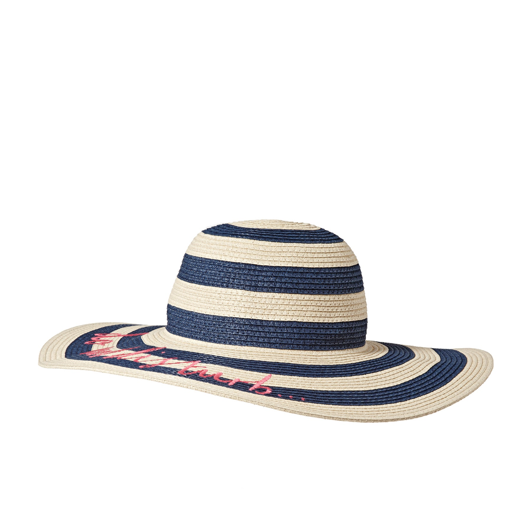 Sombrero Mujer Joules Shade - Stripe
