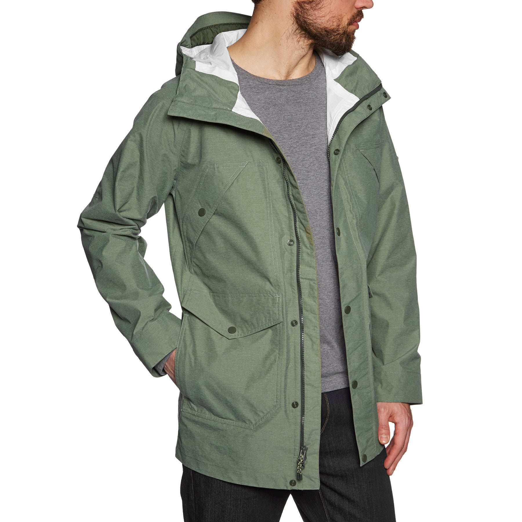 Burton Nightcrawler Jacket - Clover