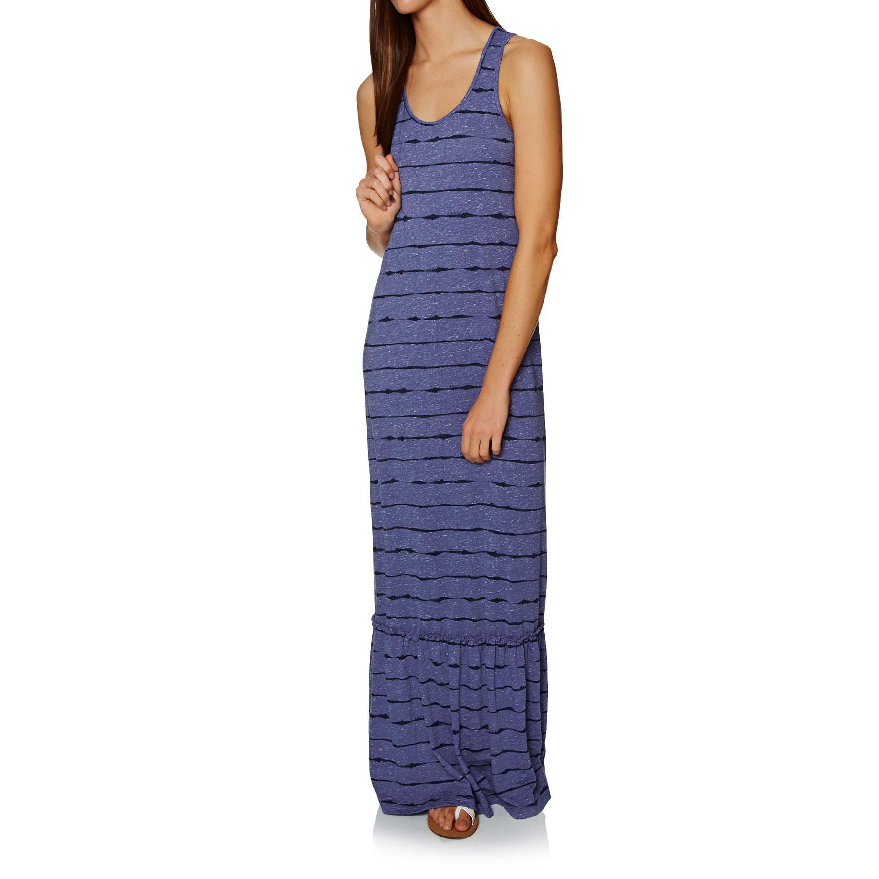 Robe Animal Maxine - Dusty Blue Marl