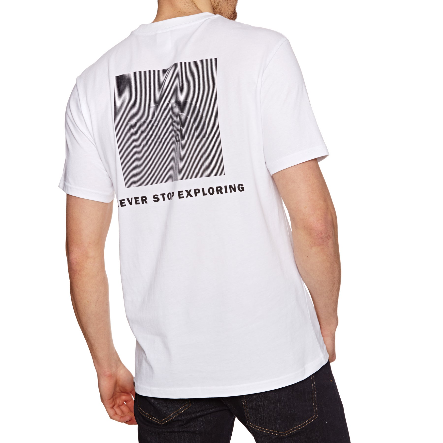 North Face Celebration Short Sleeve T-Shirt - Tnf White