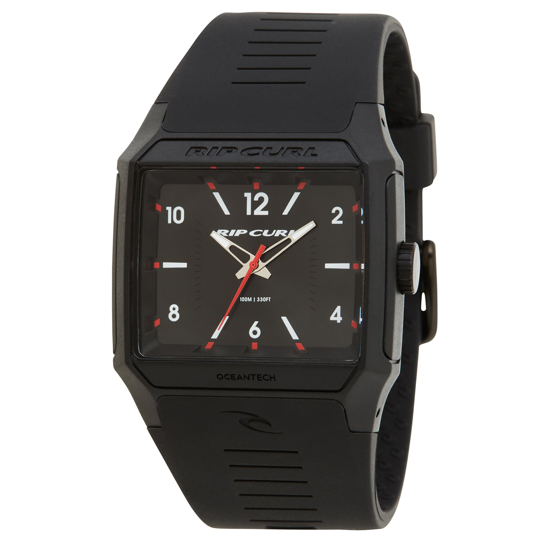 Rip Curl Rifles Analogue Watch - Black