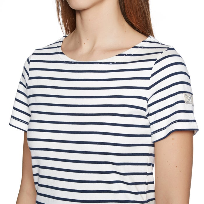 a62c76dab496 Joules Riviera Short Sleeve Jersey Dame Kjole available from Surfdome