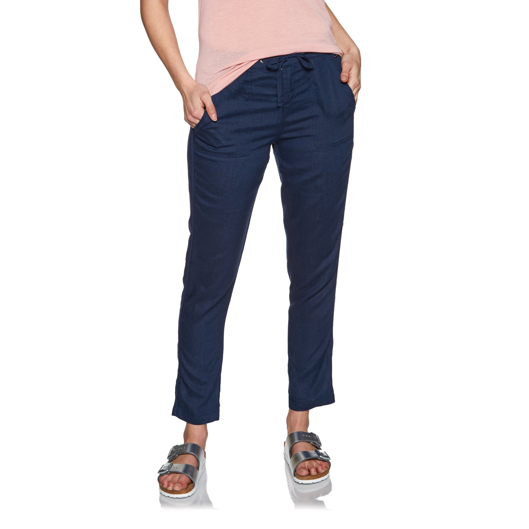 Joules Monaco Womens Cargo Pants - French Navy