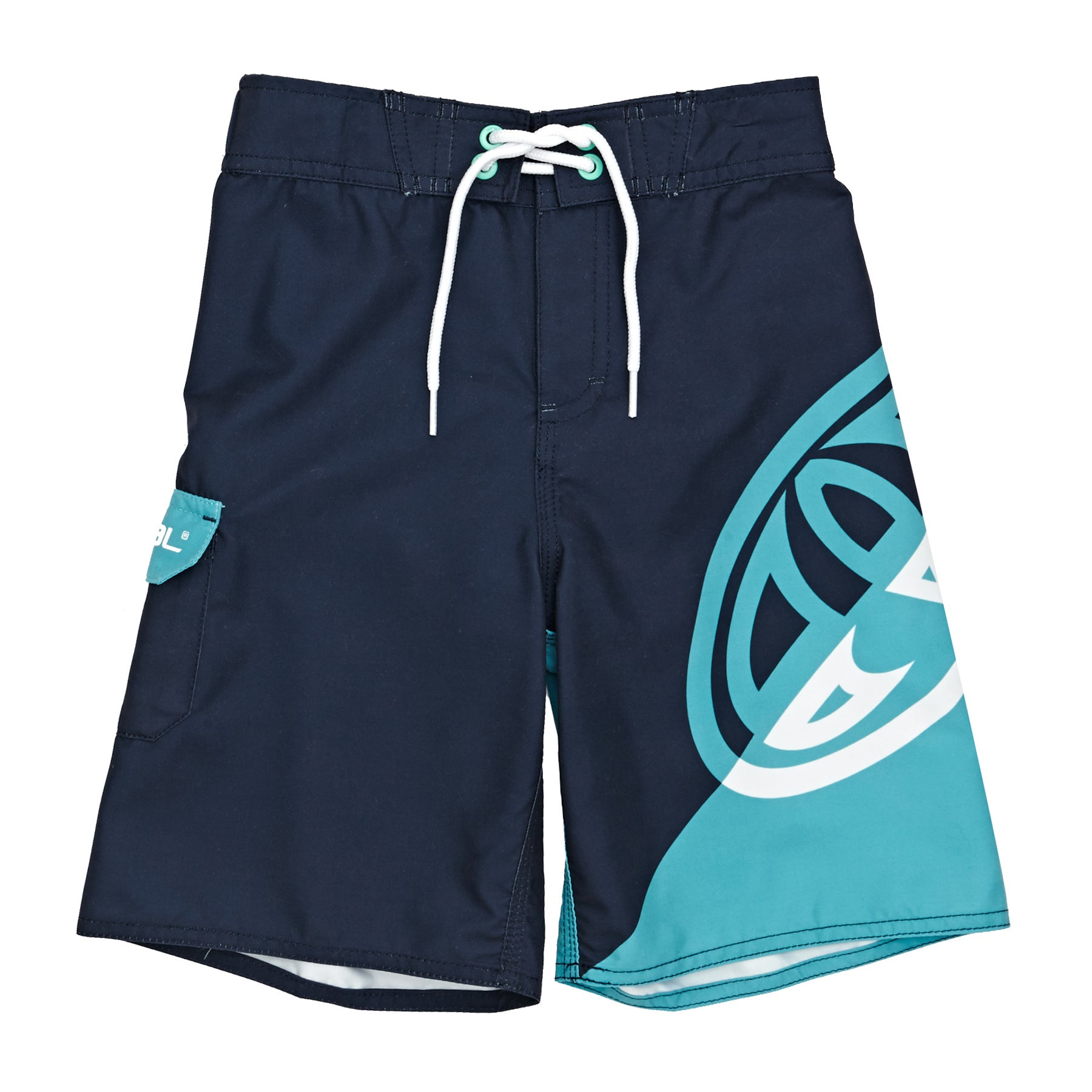 Animal Layken Boys Boardshorts - Legion Blue