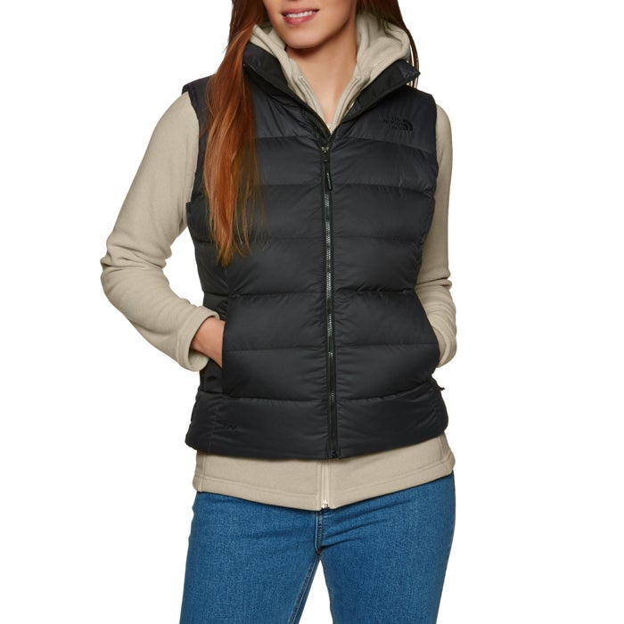 North Face Nuptse Womens Body Warmer
