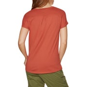 North Face Dayspring Womens Short Sleeve T-Shirt