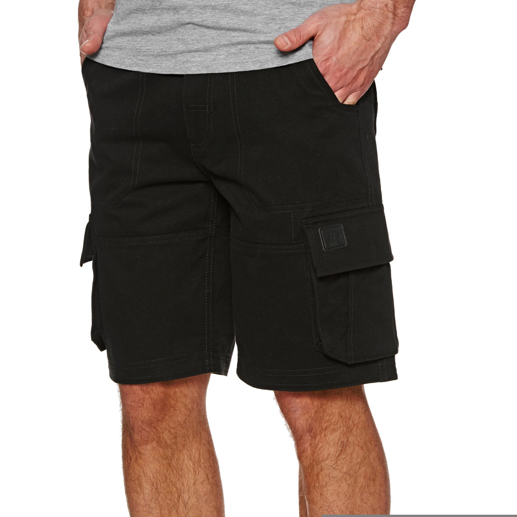 Animal Agouras Walk Shorts - Black